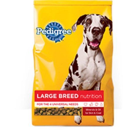 Pets Dry Dog Food Large Breed Dog Food Pedigree Dog Food