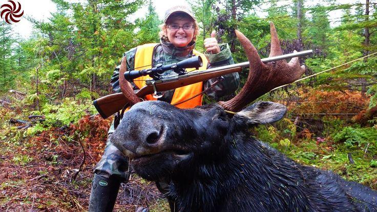 MOOSE hunting. HUGE moose in Alaska. ОХОТА НА ЛОСЯ. Огромный лось на Аляске