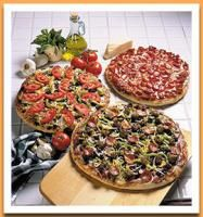 Pizza Bodem Saus