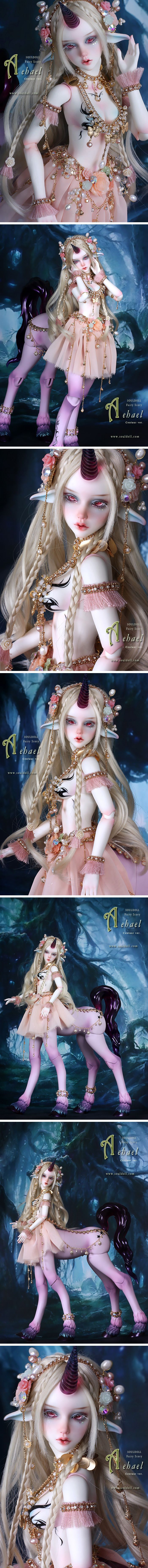 *Special ball jointed doll for you, SOULDOLL* Aehael-Centaur ver.