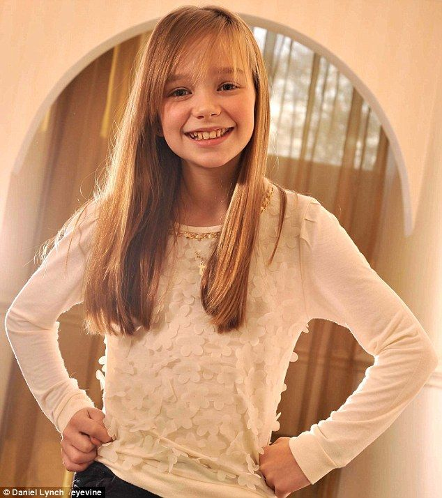 Little Connie Talbot growing up and determined to achieve her dream of becoming a pop star after singing on Britain's Got Talent.