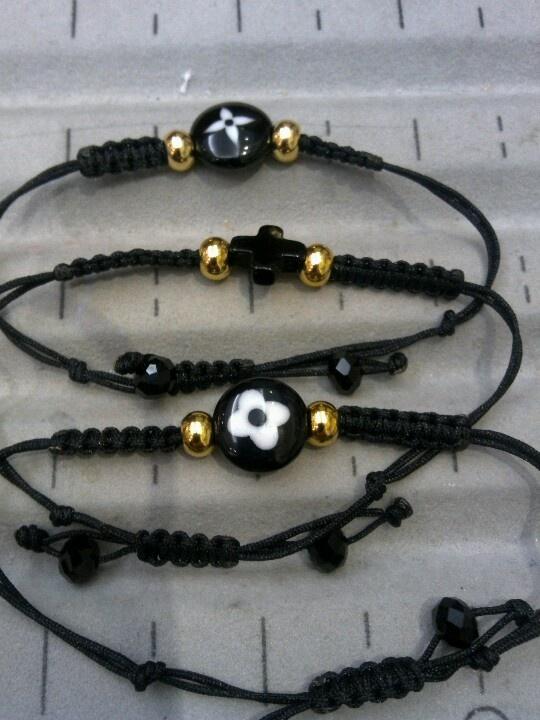 Bracelets...