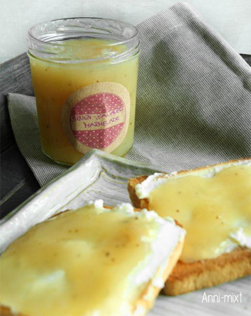 Birnen-Bananen-Marmelade