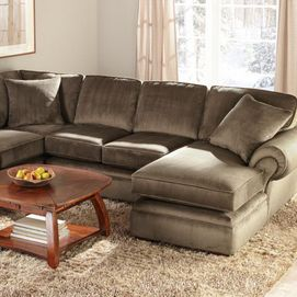 wholeHome®/MD 'Belleville IV' 3-Piece Sectional In A Right-Hand Facing Layout - Sears