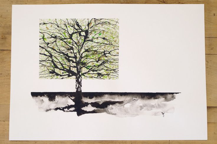 Cubic tree by InkingArt on DeviantArt