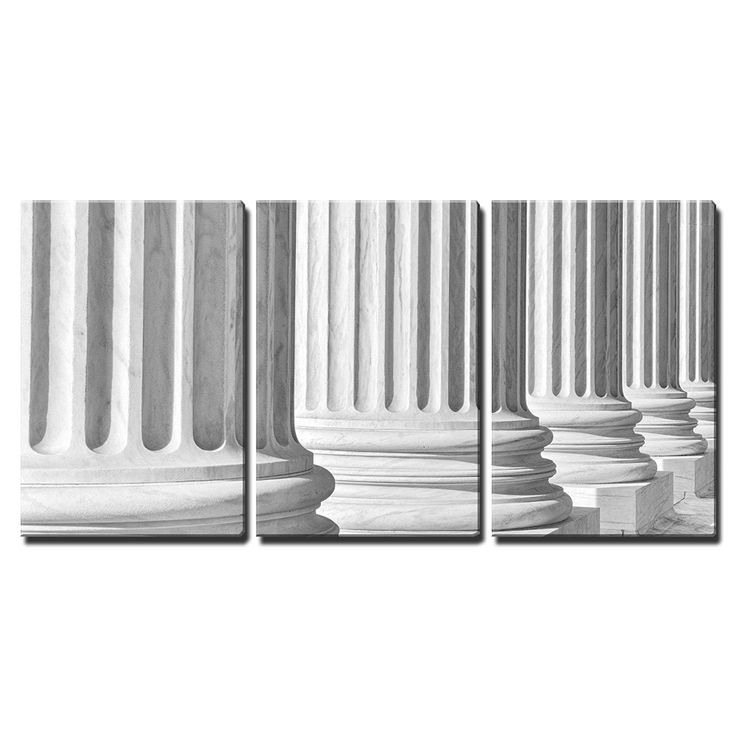 Pillars of law and information at the united states