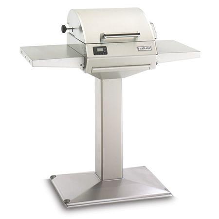 Fire Magic E250s Pedestal Electric BBQ Grill