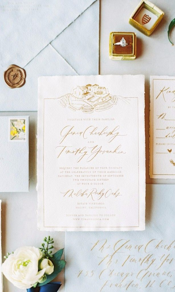 The 632 best Wedding Invitations, Save-The-Dates & Stationery images ...