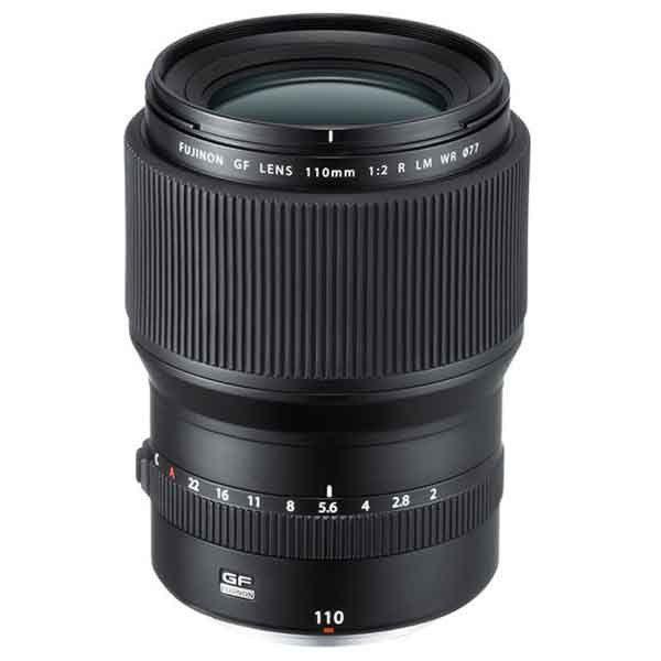 Fujifilm Fujinon GF 110mm F2 R LM WR Lens