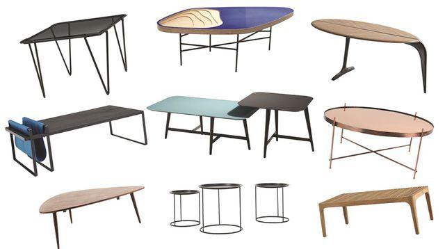 17 meilleures images propos de design by f lsom sur pinterest restaurant - Table basse pour studio ...