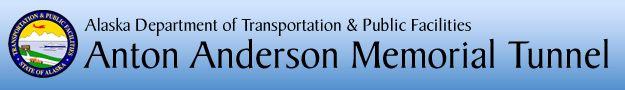 Alaska Department of Transportation & Public Facilities header image
