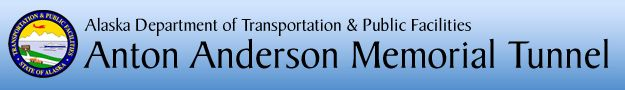 Alaska Department of Transportation & Public Facilities header image