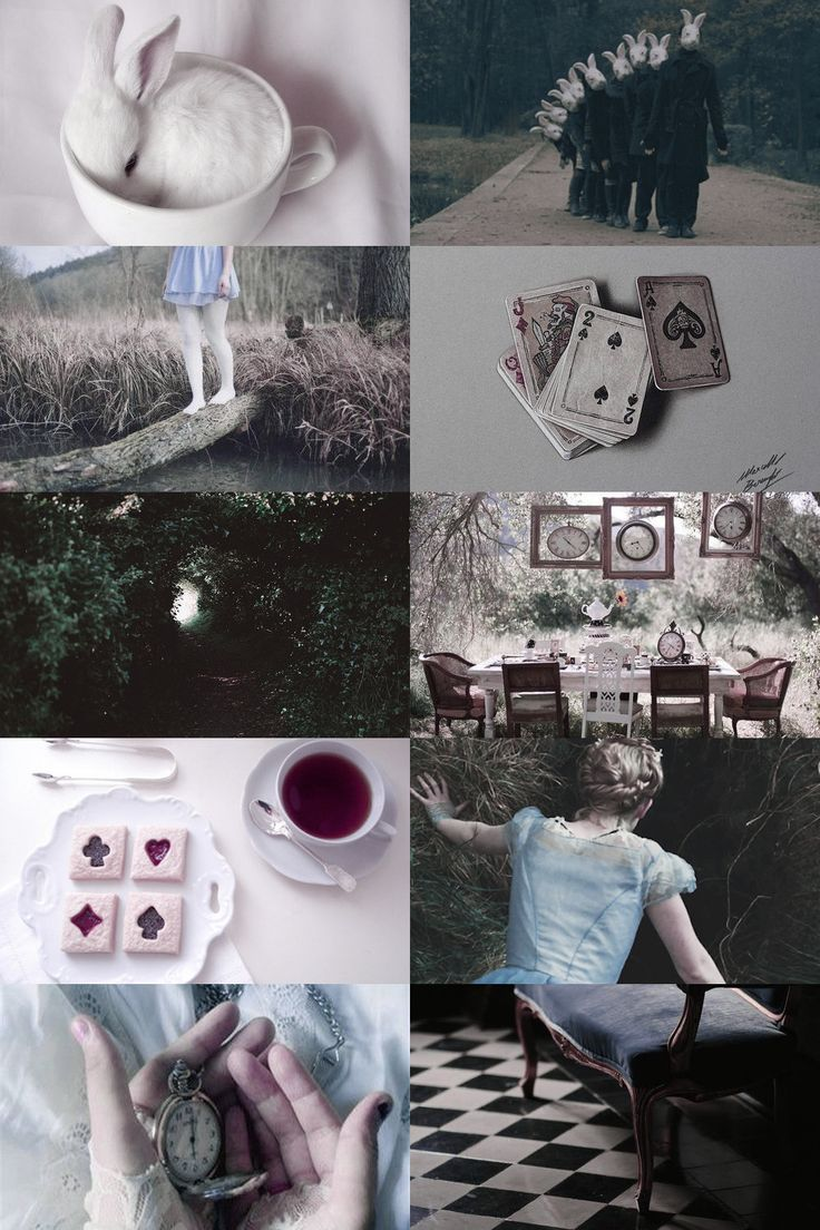 Alice In Wonderland Aesthetic Alice In Wonderland