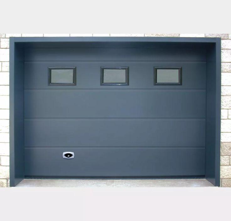 Oltre 25 fantastiche idee su porte del garage in legno su for Grandi pavimenti del garage