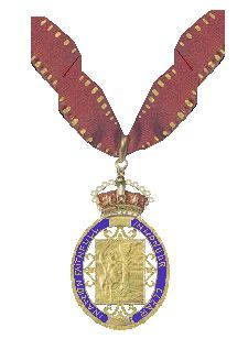 The Order of the Companions of Honour is an order of the Commonwealth realms. It was founded in June 1917 by King George V as a reward for outstanding achievements in the arts, literature, music, science, politics, industry, and religion. It is sometimes regarded as the junior order to the Order of Merit.
