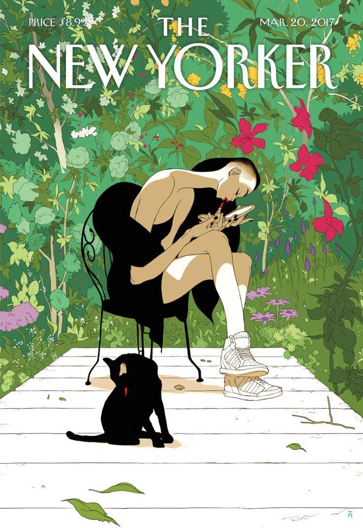 Illustrator Spotlight: Tomer Hanuka - BOOOOOOOM! - CREATE * INSPIRE * COMMUNITY * ART * DESIGN * MUSIC * FILM * PHOTO * PROJECTS