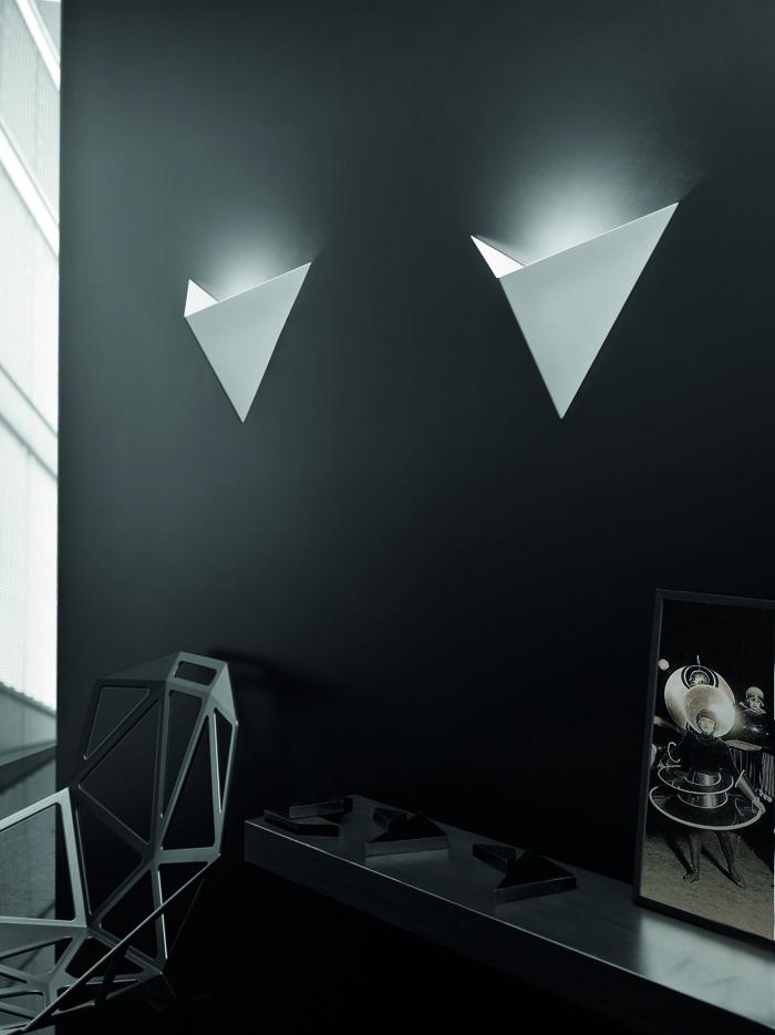Vasily http://www.axolight.it/europe/en_GB/wall-lamps/vasily-apvasily  #homedesign #lightdesign