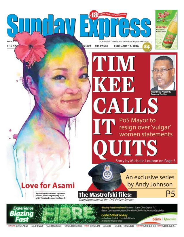 Trinidad Express Newspapers: Letters | Women's groups ...