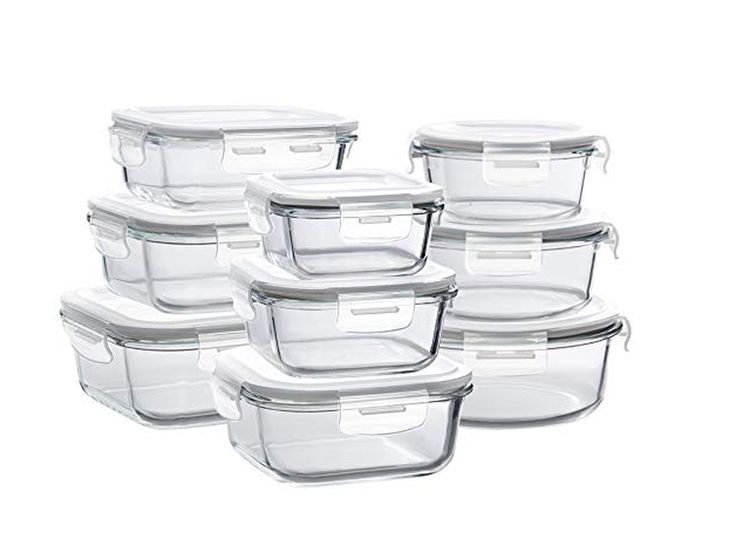 Best meal prep containers for 2020 glass food storage