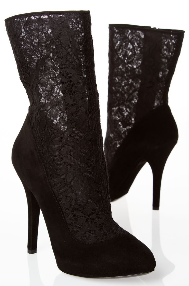 DOLCE & GABBANA BOOTSMichelle Coleman-HERS: