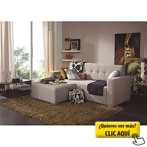 Sofá chaise longue ibiza #sofa