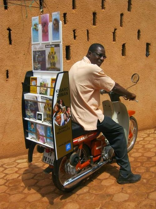 Cart Witnessing - African Style! - – – – – – – – – – – At Ministry Ideaz, you will find wonderful products for Jehovah's Witnesses and supplies for your entire family, your friends, and your loved ones. Visit: http://goo.gl/Es2s7Q