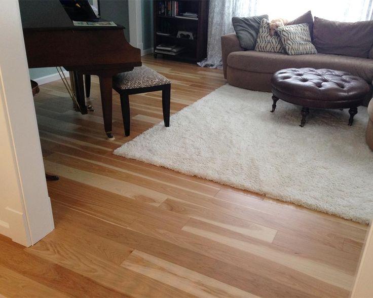 Gluing Solid Hardwood Floors To Concrete