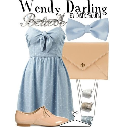 Wendy Darling- so cute