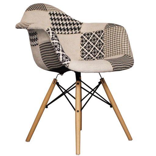 Chaise DAW patchwork 2016