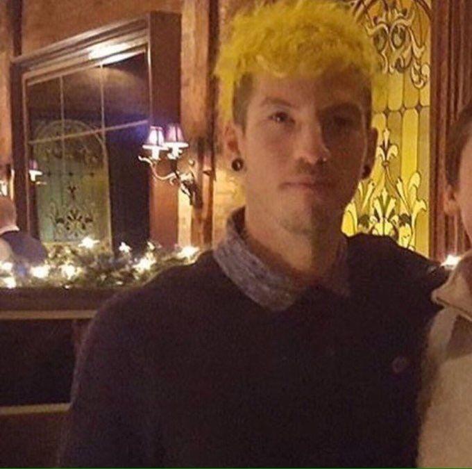 The Yellow Hair|-/ Josh Dun.