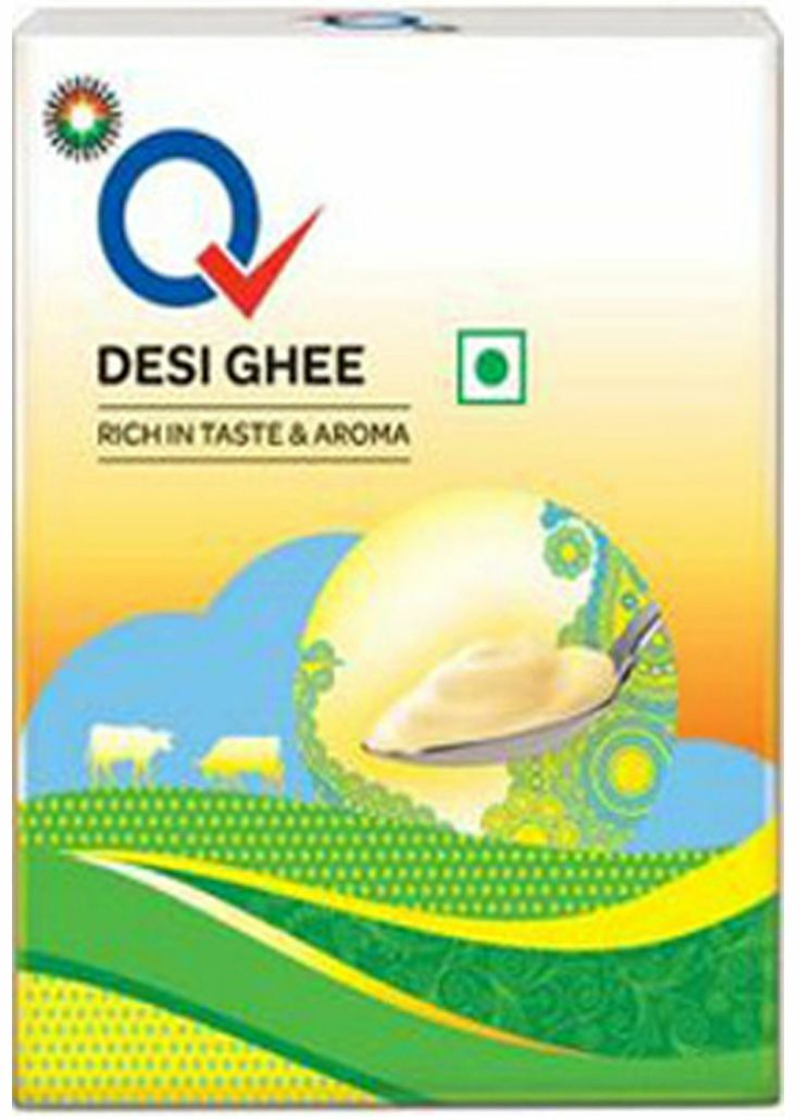 DESHI GHEE  PROCESS:  Sahara Q Desi Ghee is carefully made from milk fat under hygienic condistions to give rich aroma and taste.  PACKAGING:  Sahara Q Desi Ghee is packed in CEKA pack using modern and scientific methods.  Best before 12 months from packaging when stored under cool and dry conditions.  • Pack Size: 500 ml  • Rich in taste and aroma  • Pure Desi Ghee packed in most advanced Ceeka pack  • Hygienically packed