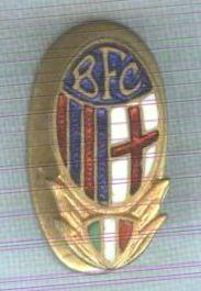 Bologna Football Club Distintivo celebrativo della vittoria del 7° Scudetto, Campionato 1963-64.
