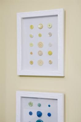 Perfect art for the laundry room. From Sarah 101.