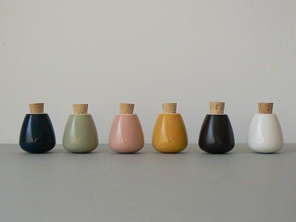 soy sauce bottles.: Neutral Colors, Neutral Store, Soy Sauce, Fun Stuff, Store Bottles, Ceramic Corked, Neutralstore Com