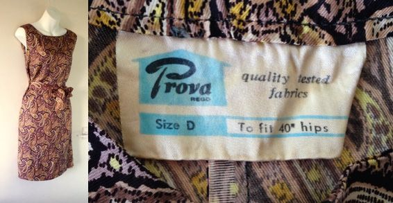 Vintage Fashion Clothing Brand Care Labels Old Tags Dating Clothes Victorian To New Designers Prova Vintage Festival Fashion Clothing Brand Date Outfits