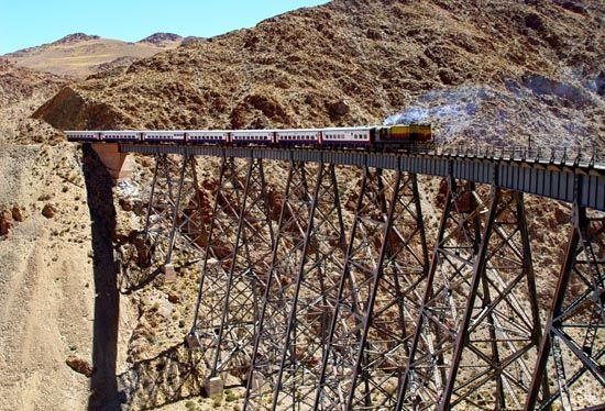 Tren a las Nubes (Salta, Argentina)