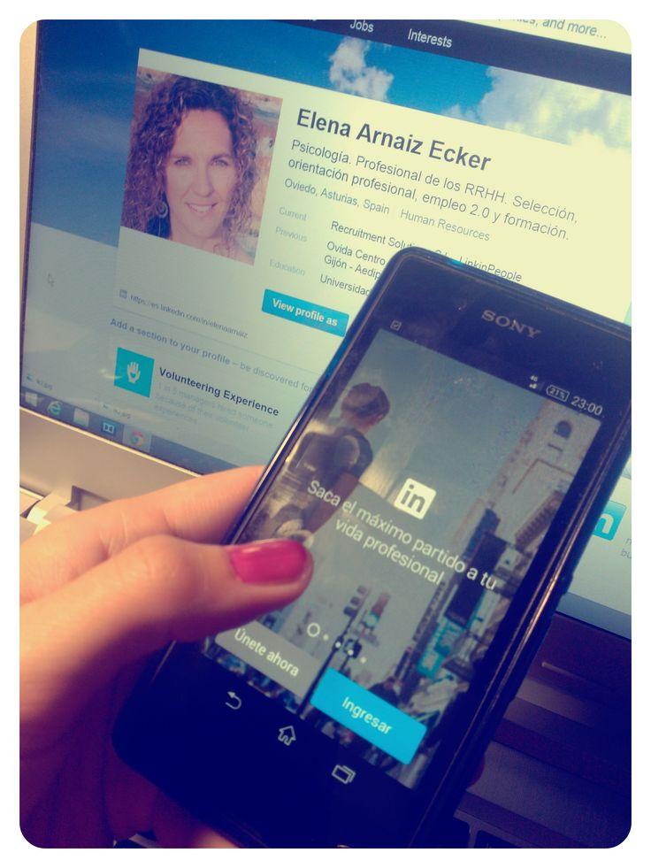 LinkedIn te da personas. Lo que hagas con ellas, sólo depende de ti. De ti