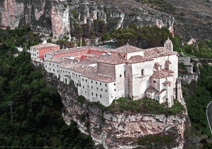 Monasterio de San Pablo, Cuenca (hoy Parador Nacional)