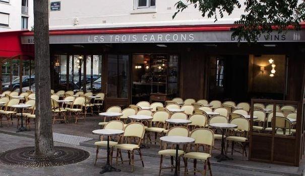 Les Trois Garçons, Paris 15e