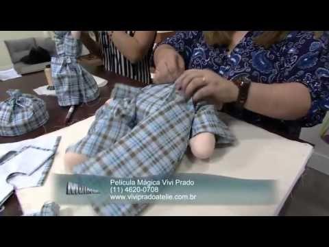 Boneco Pedrinho 2/2 - Programa Mulher.com (20/09/2013) - YouTube
