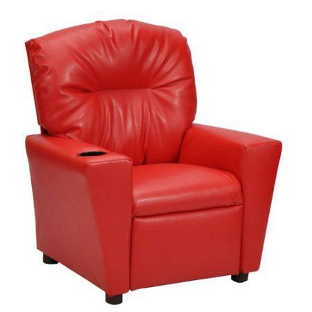 Kids, Children, Toddlers Upholstered Vinyl Recliner Chair with Cup Holder - Best 25+ Toddler Recliner Chair Ideas On Pinterest Toddler