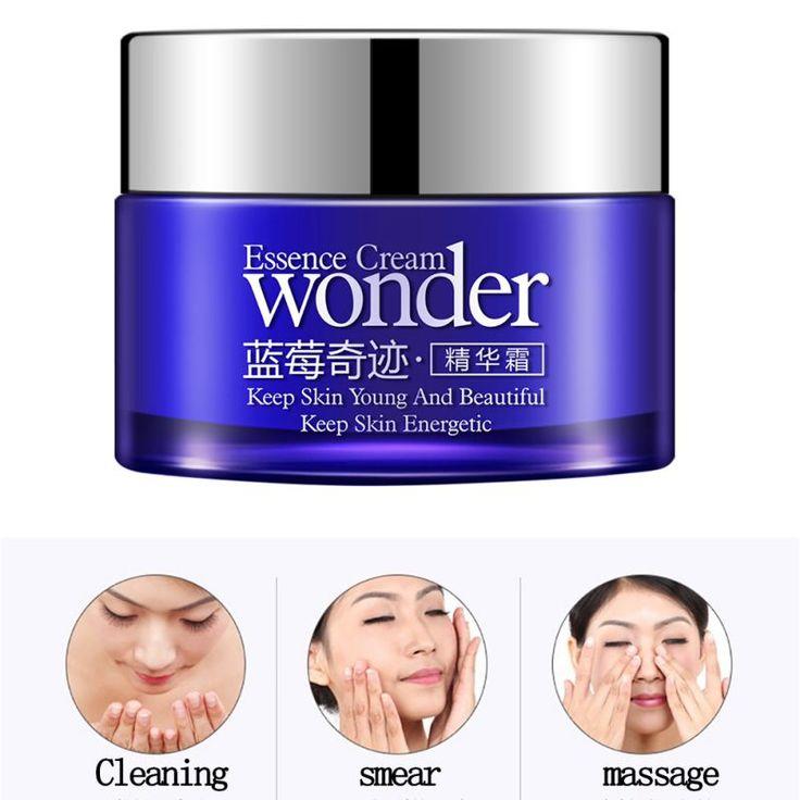 Hot Anti Wrinkle Anti-Aging Cream Blueberry Skin Care Moisturizing Face Cream Whitening Face Cream Deep Hydrating
