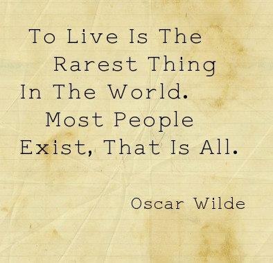Oscar Wilde is my favorite.