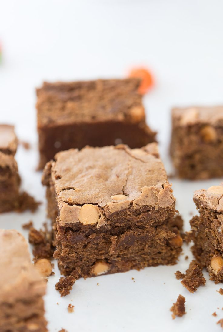 Decadent, rich espresso chocolate brownies with buttery butterscotch chips makes these mocha butterscotch brownies an all time favorite recipe.