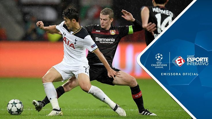 Melhores Momentos - Bayer Leverkusen 0 x 0 Tottenham - Champions League ...