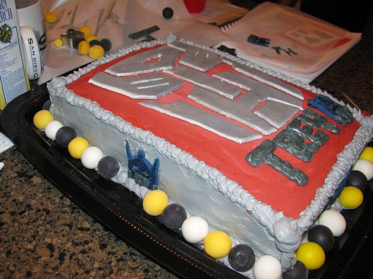 Star Wars Birthday Cake Corby