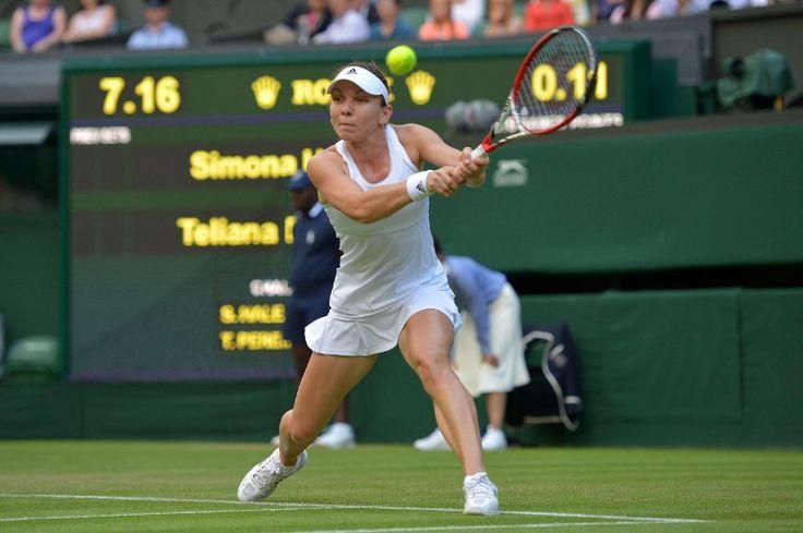 WTA Dubai Final Live: Simona Halep vs. Karolina Pliskova