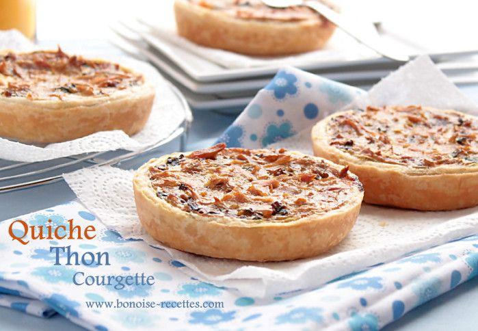 comme promis voici la recette des quiches au thon et au courgettes ingr 233 dients p 226 te feuillet 233 e
