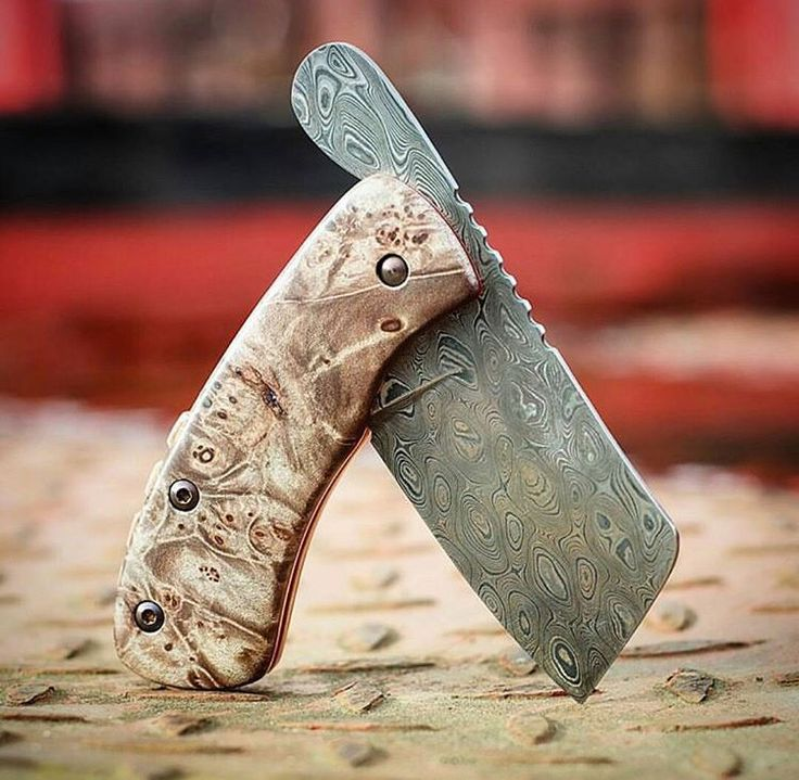Beautiful Friction Cleaver
