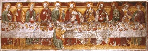crayfish last supper - Google Search